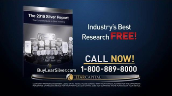 Lear Capital TV Spot, 'The 2016 Silver Report' - Thumbnail 5