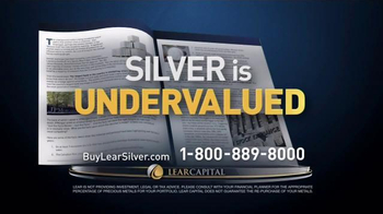 Lear Capital TV Spot, 'The 2016 Silver Report' - Thumbnail 6