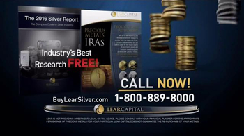 Lear Capital TV Spot, 'The 2016 Silver Report' - Thumbnail 8