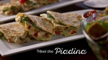 Olive Garden Piadina TV Spot, 'Learn a Little Italian at Lunch' - 3967 commercial airings