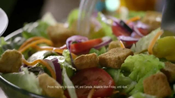Olive Garden Piadina TV Spot, 'Learn a Little Italian at Lunch' - Thumbnail 3