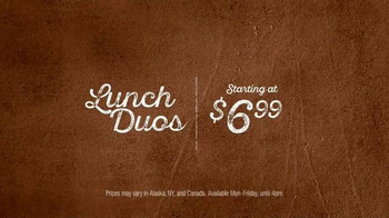 Olive Garden Piadina TV Spot, 'Learn a Little Italian at Lunch' - Thumbnail 4