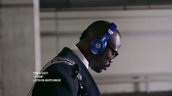 Beats Studio Wireless TV Spot, 'Underdog: Von Miller' Song by Travis Scott - Thumbnail 5