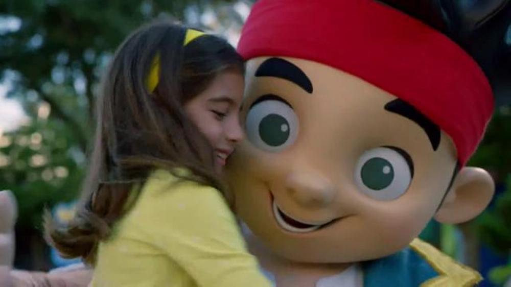 Walt Disney World Resort TV Commercial, 'Disney Junior: My Favorite Part'