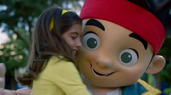Walt Disney World Resort TV Spot, 'Disney Junior: My Favorite Part' - Thumbnail 3