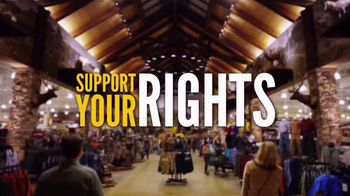 Cabela's 2nd Amendment Classic TV Spot, 'Support Your Rights' - Thumbnail 3