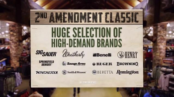 Cabela's 2nd Amendment Classic TV Spot, 'Support Your Rights' - Thumbnail 4
