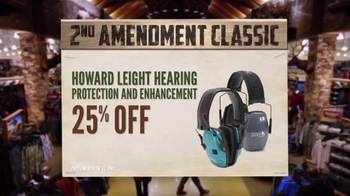 Cabela's 2nd Amendment Classic TV Spot, 'Support Your Rights' - Thumbnail 5