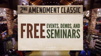 Cabela's 2nd Amendment Classic TV Spot, 'Support Your Rights' - Thumbnail 7