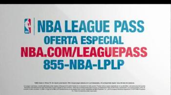 NBA League Pass TV Spot, 'Viva la emoción' [Spanish] - Thumbnail 8