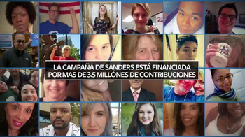 Bernie 2016 TV Spot, 'Funciona Así' [Spanish] - Thumbnail 6