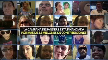 Bernie 2016 TV Spot, 'Funciona Así' [Spanish] - Thumbnail 7