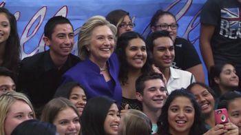 Hillary for America TV Spot, 'Valentía' [Spanish] - 1 commercial airings