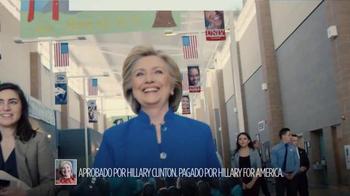 Hillary for America TV Spot, 'Valentía' [Spanish] - Thumbnail 8