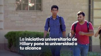 Hillary for America TV Spot, 'Valentía' [Spanish] - Thumbnail 5