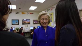 Hillary for America TV Spot, 'Valentía' [Spanish] - Thumbnail 6