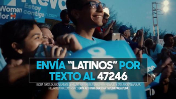 Hillary for America TV Spot, 'Valentía' [Spanish] - Thumbnail 7