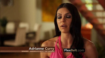 The Flex Belt TV Spot, 'The Truth' Featuring Adrianne Curry - Thumbnail 4