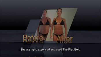 The Flex Belt TV Spot, 'The Truth' Featuring Adrianne Curry - Thumbnail 5