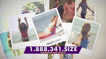 Nutrisystem Turbo10 TV Spot, 'Ready for Summer' - Thumbnail 2