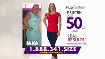 Nutrisystem Turbo10 TV Spot, 'Ready for Summer' - Thumbnail 3