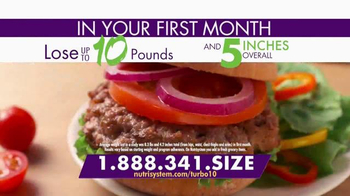 Nutrisystem Turbo10 TV Spot, 'Ready for Summer' - Thumbnail 5