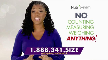 Nutrisystem Turbo10 TV Spot, 'Ready for Summer' - Thumbnail 6