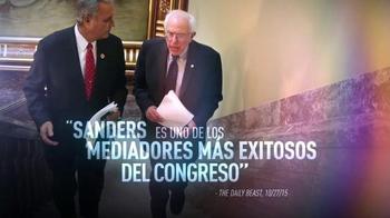 Bernie 2016 TV Spot, 'Eficaz' [Spanish] - Thumbnail 4