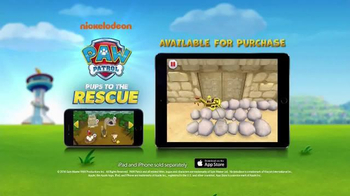 Paw Patrol: Pups to the Rescue App TV Spot, 'Save the Day' - Thumbnail 9