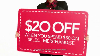 Macy's One Day Sale TV Spot, 'Savings Pass & Plenti' - Thumbnail 5