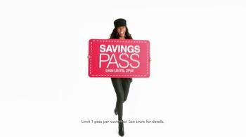 Macy's One Day Sale TV Spot, 'Savings Pass & Plenti' - Thumbnail 6