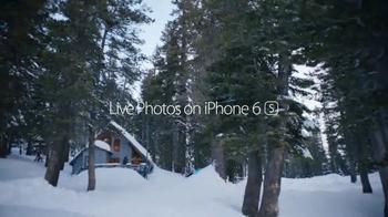 Apple iPhone 6s TV Spot, 'Live Photos' - Thumbnail 10