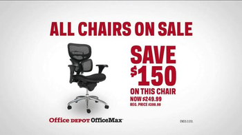 Office Depot Presidents' Day Sale TV Spot, 'Gearcentric: SVP Desk' - Thumbnail 5