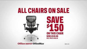 Office Depot Presidents' Day Sale TV Spot, 'Gearcentric: SVP Desk' - Thumbnail 6