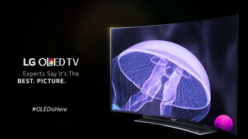 LG OLED Televisions TV Spot, 'The Perfect Black for the Best Picture' - Thumbnail 5