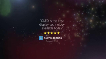 LG OLED Televisions TV Spot, 'The Perfect Black for the Best Picture' - Thumbnail 4