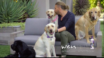 Wen Pets TV Spot, 'Treats Skin and Coat' - 20 commercial airings