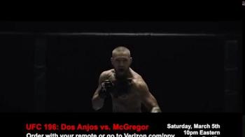 Fios by Verizon Pay-Per-View TV Spot, 'UFC 196: dos Anjos vs. McGregor' - Thumbnail 7