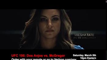 Fios by Verizon Pay-Per-View TV Spot, 'UFC 196: dos Anjos vs. McGregor' - Thumbnail 3