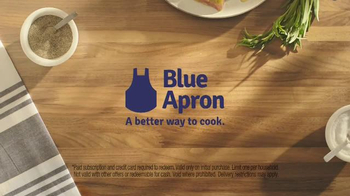 Blue Apron TV Spot, 'Incredible Ingredients' - Thumbnail 7