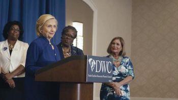 Hillary for America TV Spot, 'Standing'