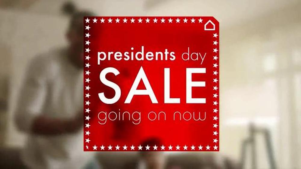 Ashley Furniture Homestore Presidentsu0027 Day Sale TV Commercial, U0027Every Roomu0027    ISpot.tv