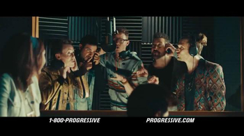 Progressive TV Spot, 'Discount Boy Band'