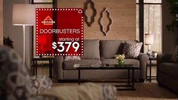 Ashley Furniture Homestore Presidents' Day Sale TV Spot, 'Doorbusters' - Thumbnail 4