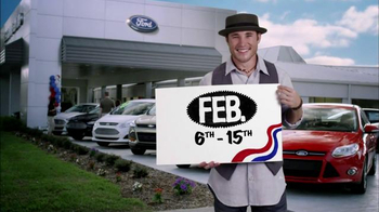 Ford Presidents' Day Event TV Spot, 'Focus, Fusion and Escape' - Thumbnail 9