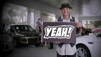 Ford Presidents' Day Event TV Spot, 'Focus, Fusion and Escape' - Thumbnail 2