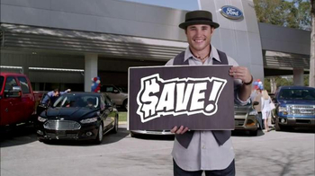 Ford Presidents' Day Event TV Spot, 'Focus, Fusion and Escape' - Thumbnail 4