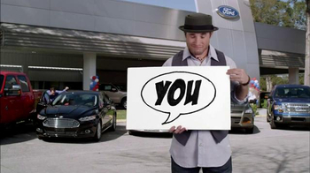 Ford Presidents' Day Event TV Spot, 'Focus, Fusion and Escape' - Thumbnail 5