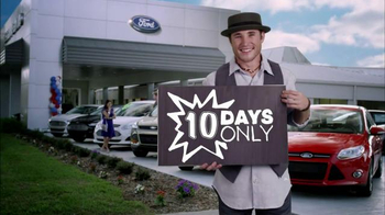 Ford Presidents' Day Event TV Spot, 'Focus, Fusion and Escape' - Thumbnail 8