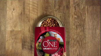 Purina One True Instinct TV Spot, 'Grain-Free Dog Food'